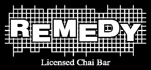 Logo Remedy Cafe