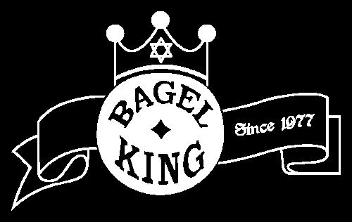 Logo Bagel King