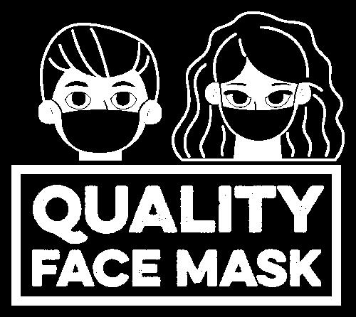 Logo Quality face mask
