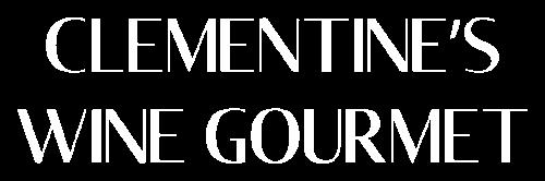 Logo Clementine's Wine Gourmet