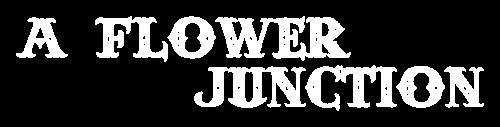 Logo A Flower Junction