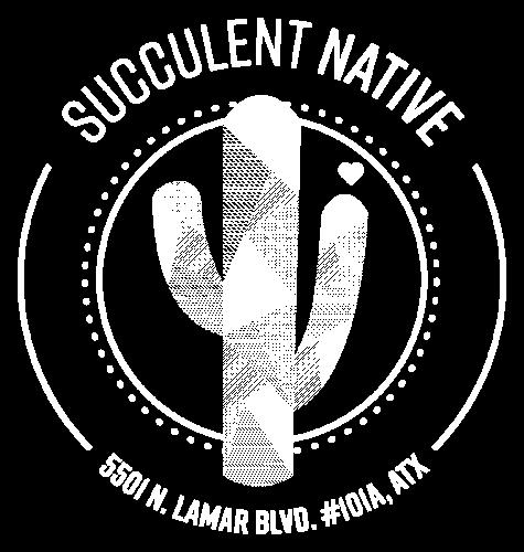 Logo Succulent Native