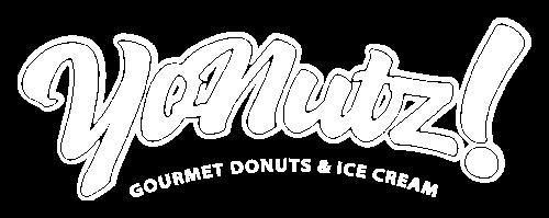 Logo Yonutz! Gourmet Donuts & Ice Cream