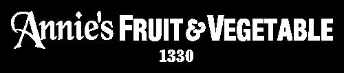 Logo Annie's Fruit & Vegetable
