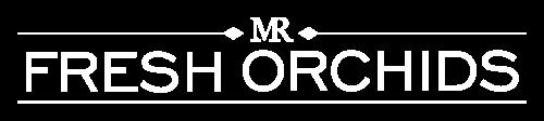 Logo MR Fresh Orchids