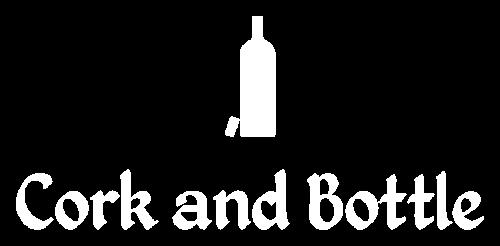 Logo Cork and Bottle