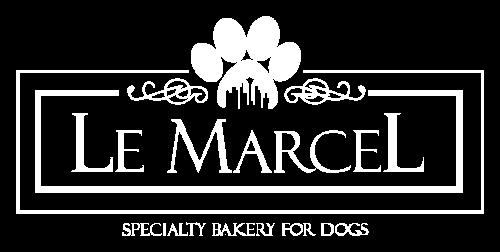 Logo Le Marcel Bakery for Dogs