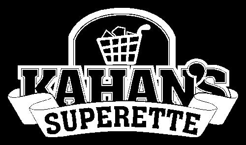 Logo Kahan's Superette