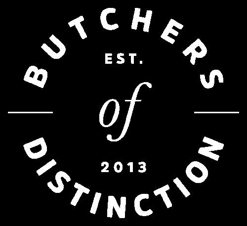 Logo Butchers of Distinction