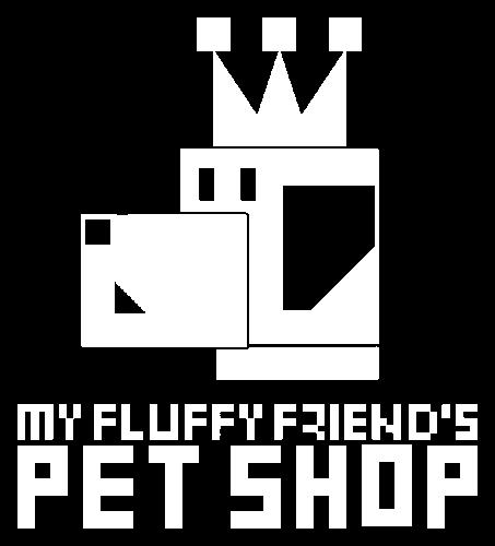 Logo My Fluffy Friend's Pet Shop
