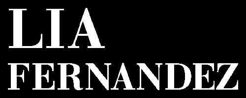Logo Lia Fernández