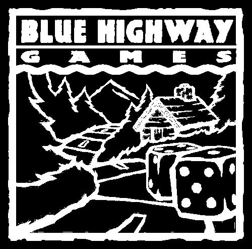 Logo Blue Highway Games