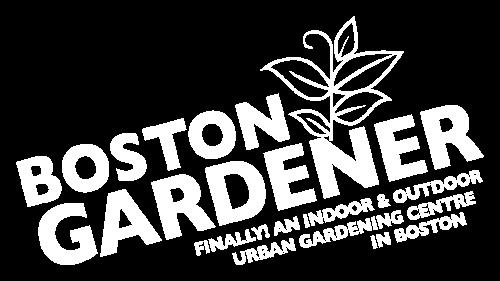 Logo Boston Gardener