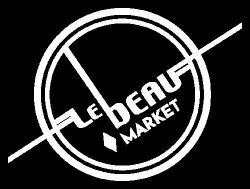 Logo Le Beau Market