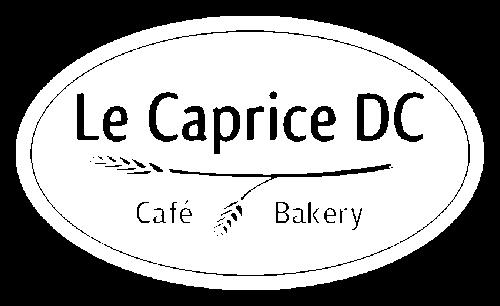 Logo Le Caprice DC Café Bakery
