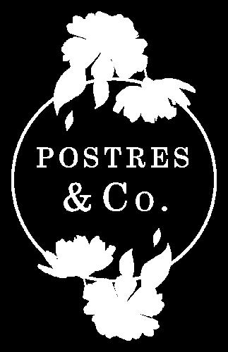 Logo Postres y Co.