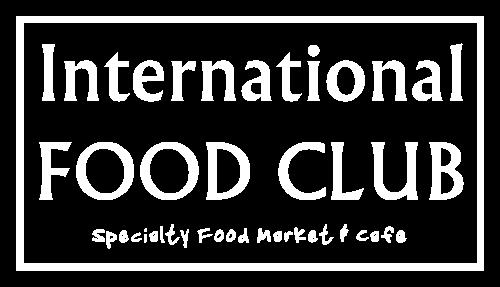 Logo International Food Club