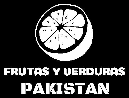 Logo Frutas y verduras Pakistan