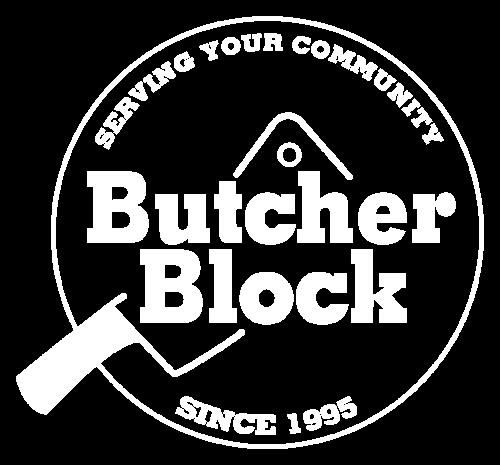 Logo Butcher Block