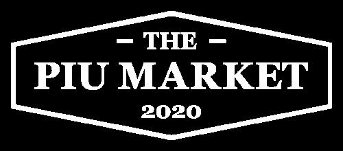Logo Piu market