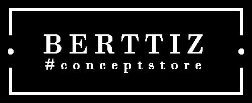 Logo Berttiz concept store