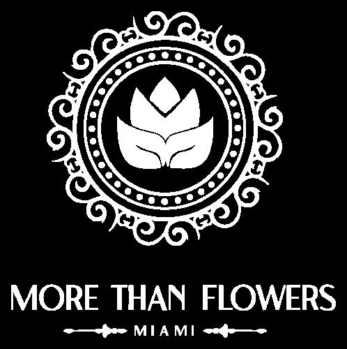 Logo More Than Flowers