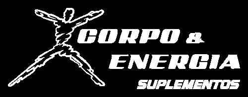 Logo Corpo e energia suplementos