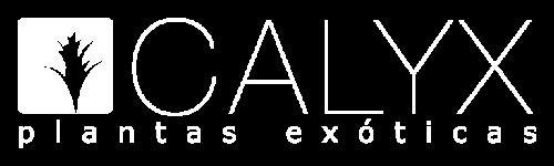 Logo Calyx Plantas Exóticas