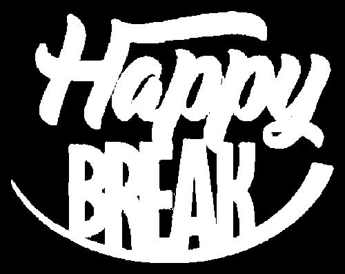 Logo Happy break