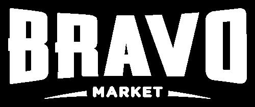 Logo Bravo market
