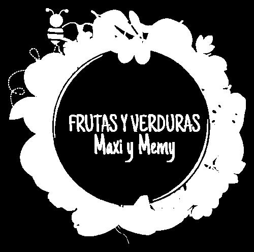 Logo Frutas y verduras Maxi y Memy