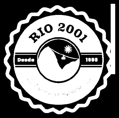 Logo Padaria e confeitaria Rio 2001