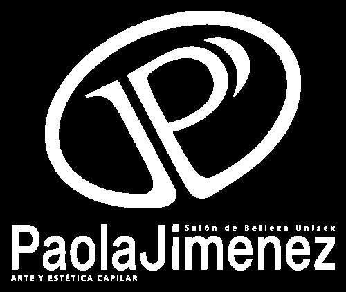 Logo Peluquería Paola Jiménez