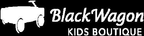 Logo Black Wagon Kids Boutique