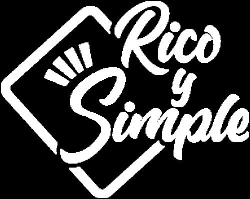 Logo Rico y simple