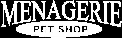 Logo Menagerie Pet Shop