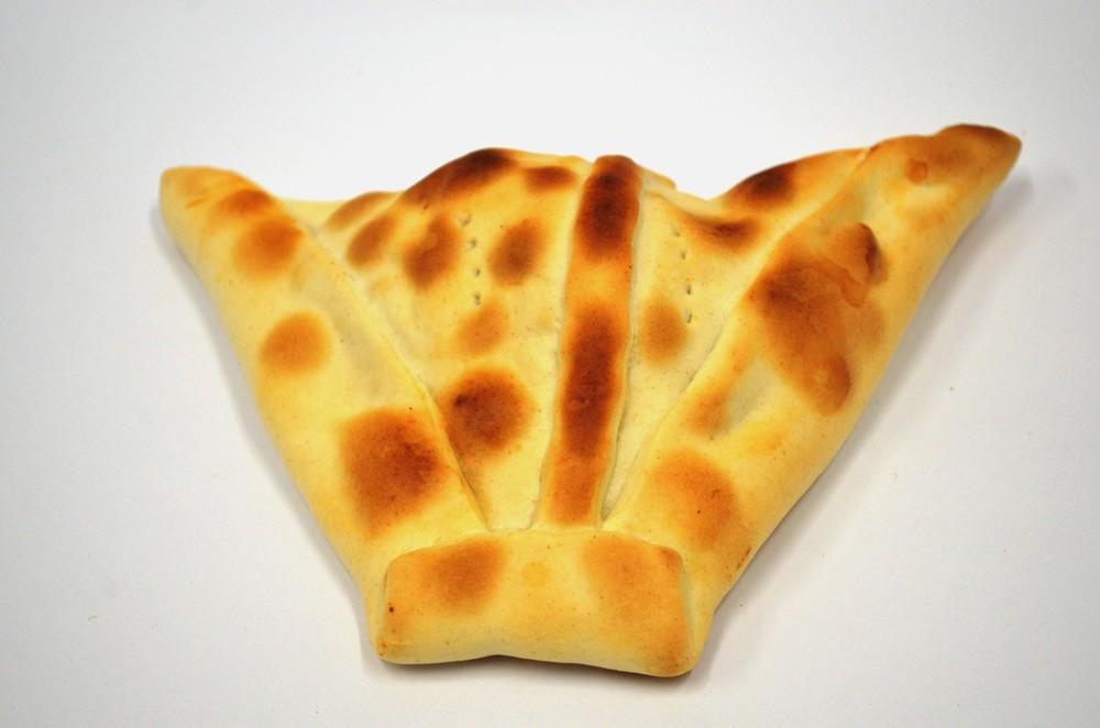 Empanada grande queso con queso roquefort 160 grs.